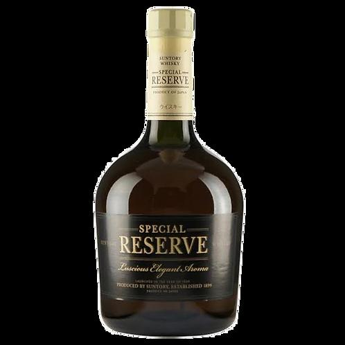 Suntory Special Reserve Blended Whisky 43% 700mL