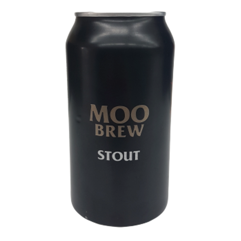 Moo Brew Stout 8% Can 375mL