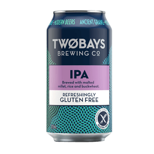 Two Bays IPA Gluten Free 6% Can 375mL