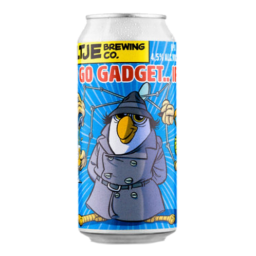Uiltje Brewing Co Go Go Gadget IPA 4.5% Can 440mL