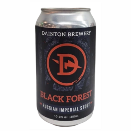 Dainton Brewery Black Forest Russian Imperial Stout 10% Can 355mL