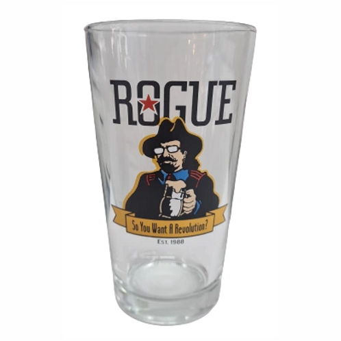 Rogue Brewing Pint Glass
