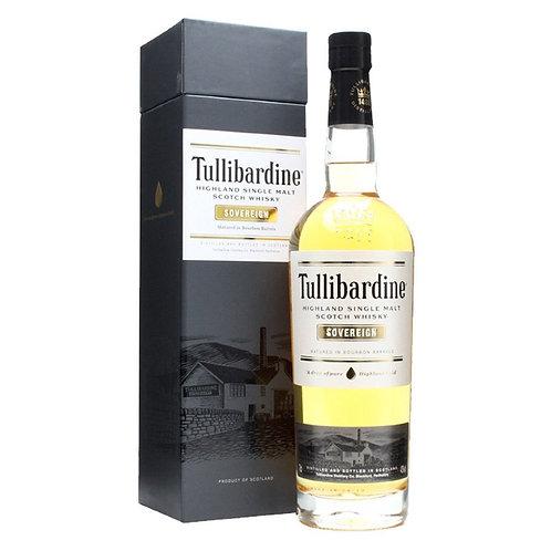 Tullibardne Sovereign Single Malt Scotch Whisky 43% 700mL