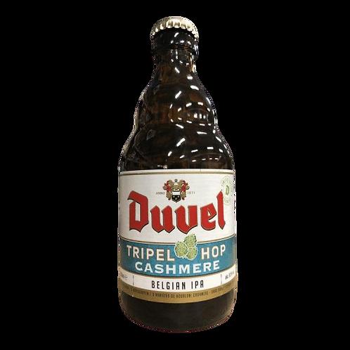 Duvel Tripel Hop Cashmere Belgian IPA 9.5% Btl 330mL
