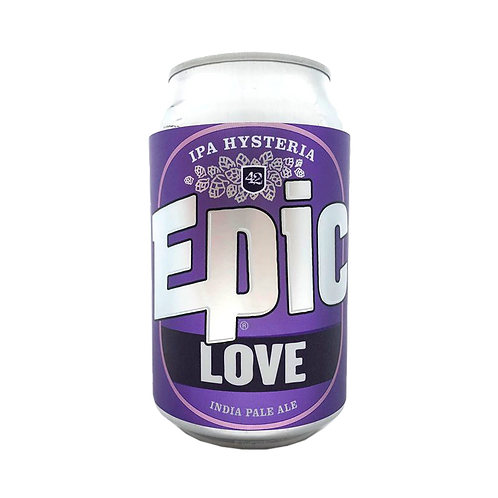 Epic Love India Pale Ale 6.4% Can 330mL