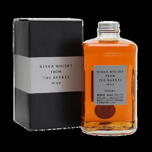 Nikka From The Barrel Double Matured Blended Whisky 51.4% 500mL