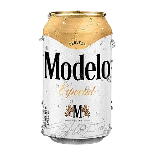 Modelo Especial Lager 4.5% Can 355mL