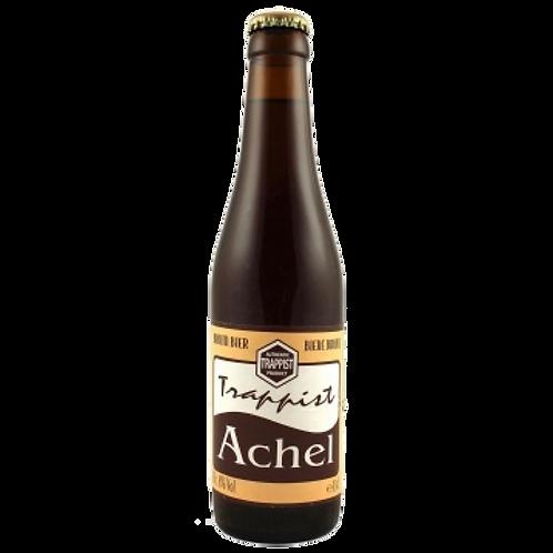 Achel Trappist Bruin Bier 8% Btl 330mL