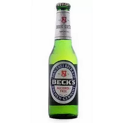 Becks Blue Non Alcoholic Btl 330mL