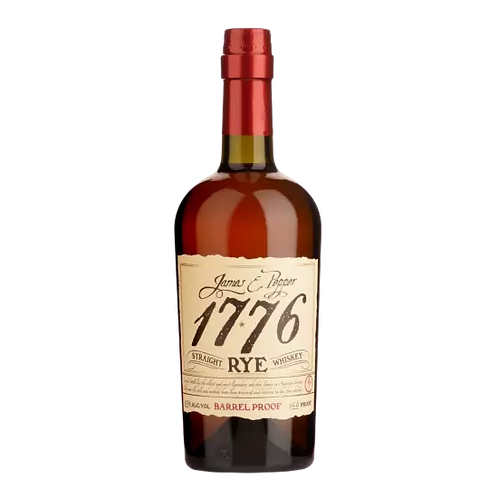 James E Pepper 1776 Straight Rye Whiskey 57.3% Btl 700mL