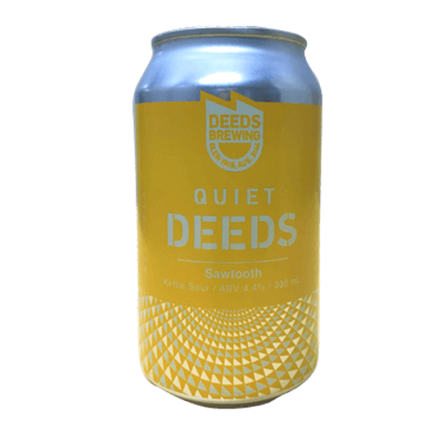 Deeds Brewing Sawtooth Kettle Sour 4.4% Can 330ml