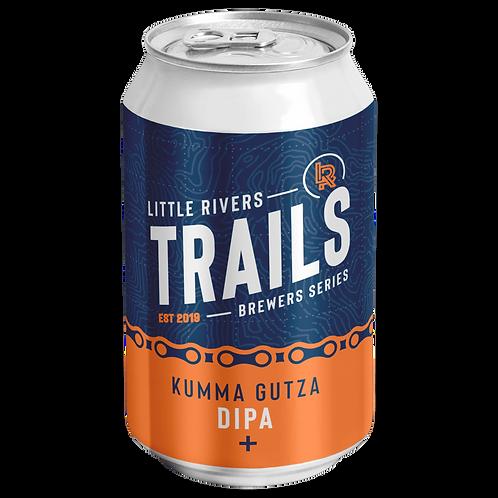 Little Rivers Trails Kumma Gutza DIPA 7.5% Can 330mL