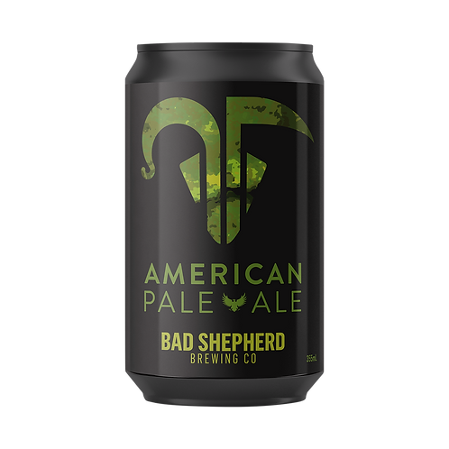 Bad Shepherd American Pale Ale 5.2% Can 355mL