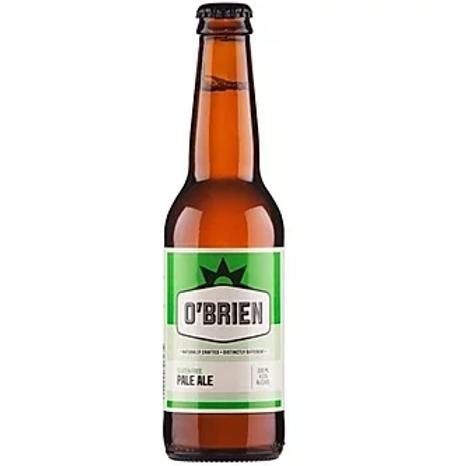 O'Brien Pale Ale 4.5% Btl 330mL