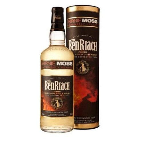 Benriach Birnie Moss Intensley Peated Scotch Whisky 48% 700mL