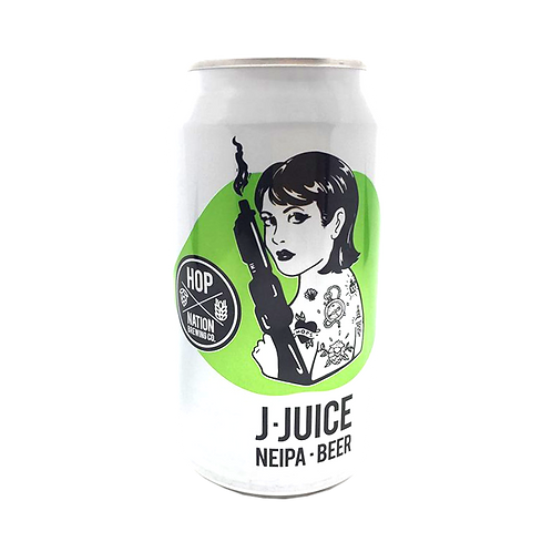 Hop Nation J - Juice NEIPA 7.1% Can 375mL