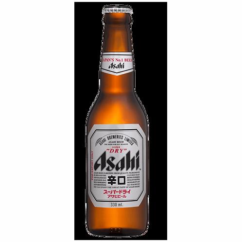 Asahi Super Dry Beer 5% Btl 330mL