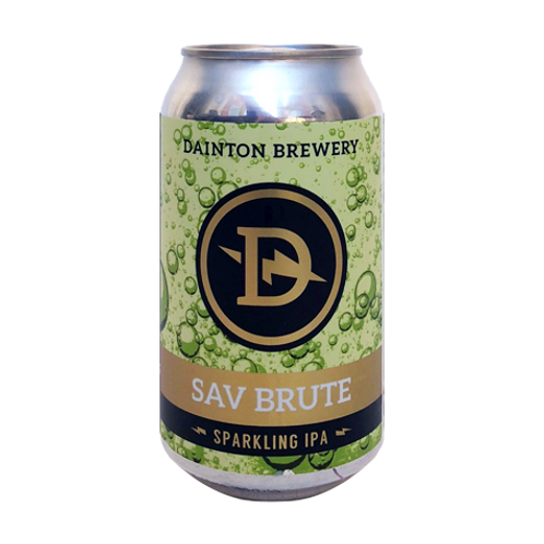 Dainton Brewery Sav Brute Sparkling IPA 6.9% Can 355mL