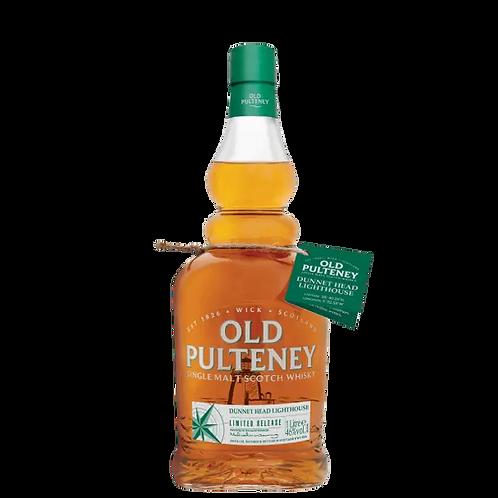 Old Pultney Dunnet Head Single Malt Scotch Whisky 46% 1LT