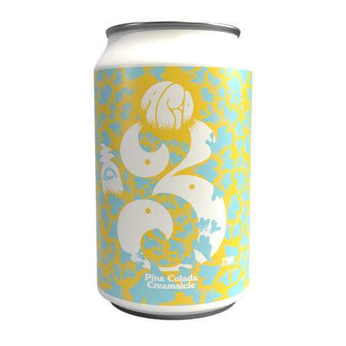 3 Ravens Pina Colada Creamsicle 3.5% Can 375mL