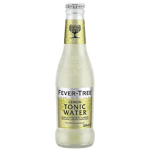 Fever Tree Lemon Tonic Water Btl 200mL