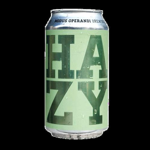 Modus Operandi Hazy Series # 4 10% Can 375mL