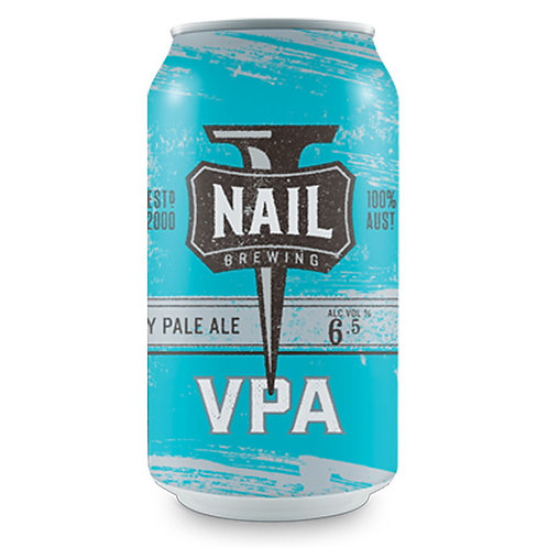 Nail Brewing VPA - Very Pale Ale 6.5% Can 375mL