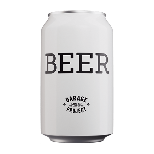 Garage Project Beer 4.8% Can 330mL