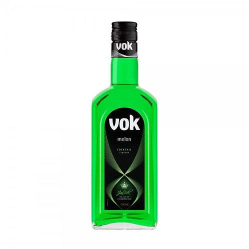 Vok Melon Liqueur Btl 500mL