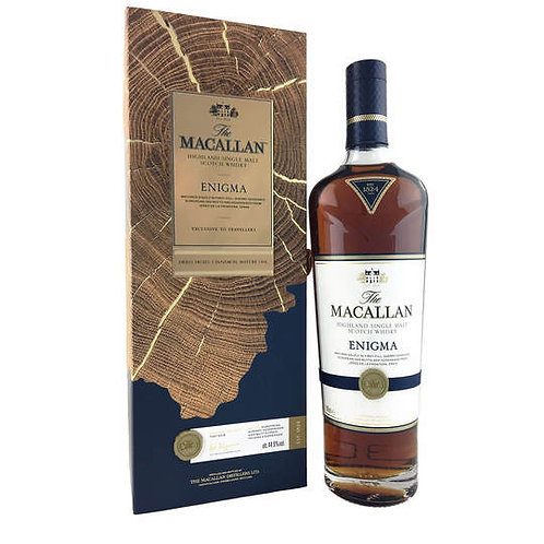 MaCallan Enigma Single Malt Scotch Whisky 44.9% 700mL