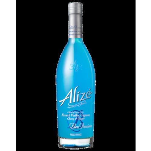 Alize Bleu Passion Vodka Cognac Btl 750mL