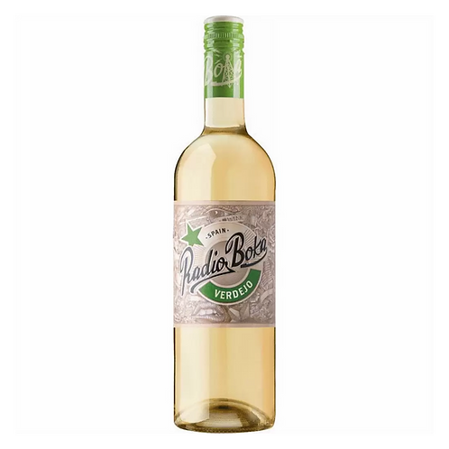 Radio Boka 2017 Verdejo Btl 750mL
