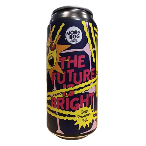Moon Dog The Future is Bright - Solar Powered IPA 6.6% Can 440mL