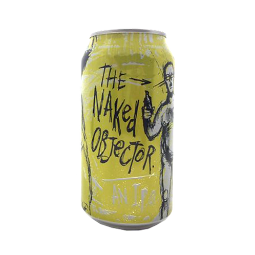 Little Bang The Naked Objector West Coast IPA 6.5% Can 375mL