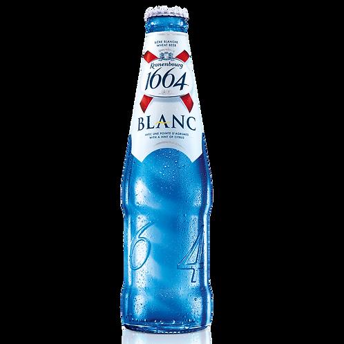 Kronenbourg 1664 Blanc Alcohol Free Btl 330mL