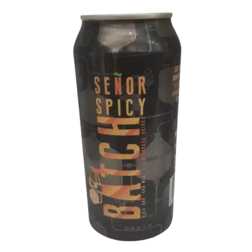 Batch Brewing Co Senor Spicy Sour 4.5% Can 440mL