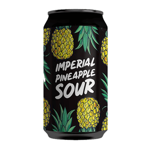 Hope Brewery Imperial Pineapple Sour 7% Can 375mL