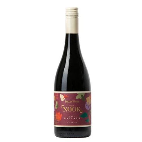 """Buller Wines 2019 """"The Nook"""" Pinot Noir Btl 750mL"""