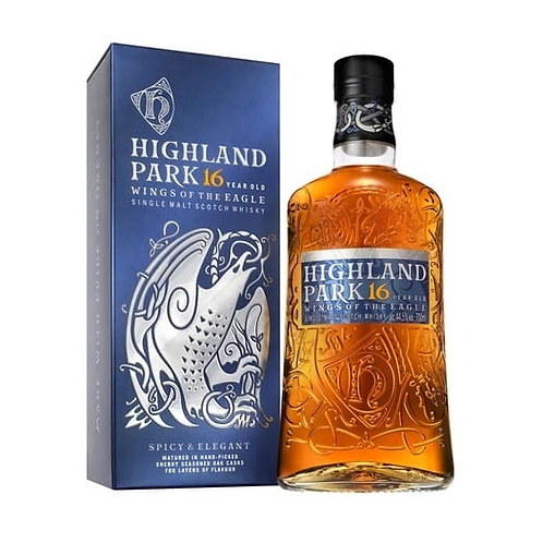 Highland Park 16 Year Old Wings of the Eagle Single Malt 44.5% 700mL