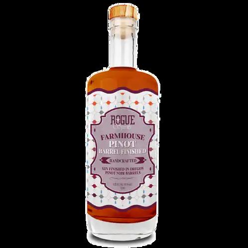 Rogue Farmhouse Pinot Noir Barrel Gin 45% 750mL
