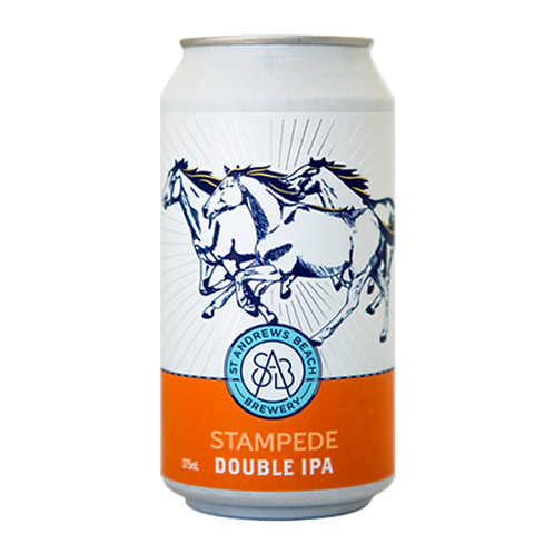 St Andrews Stampede Double IPA 8.6% Can 375mL