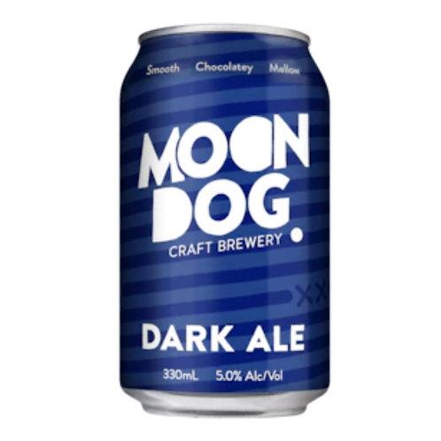 Moon Dog Dark Ale Mack Daddy 5% 330mL