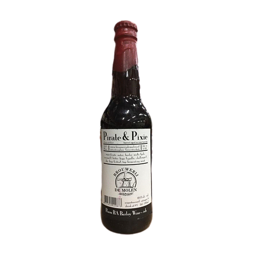De Molen Rum BA Pirate & Pixie Barley Wine 10.3% Btl 330mL