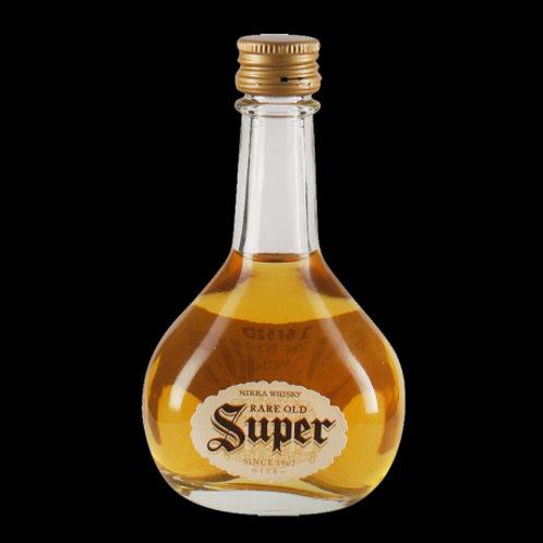 Nikka Rare Old Super  Blended Whisky 43% 50mL