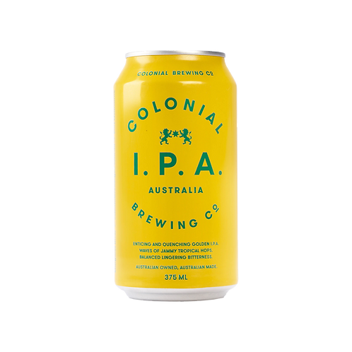 Colonial IPA 6.5% Can 375mL