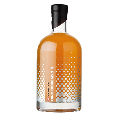 The Craft & Co Gingerbread Gin 40% Btl 700mL