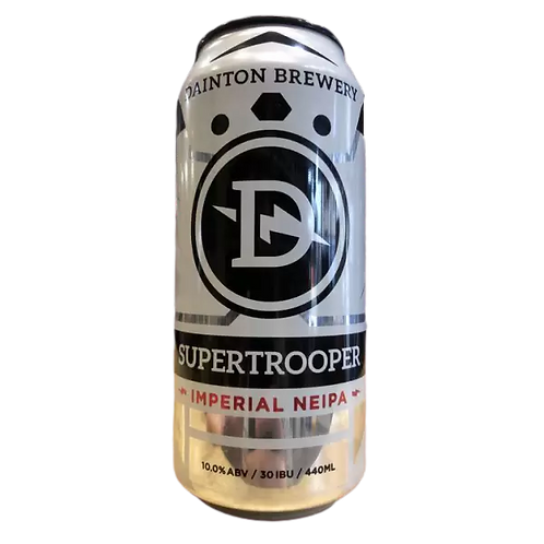 Dainton Brewery Supertrooper Imperial NEIPA 10% Can 440mL