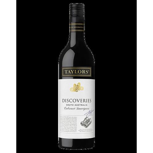 Taylors 2017 Discoveries SA Cabernet Sauvignon Btl 750mL