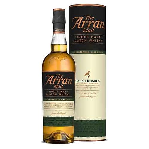 Arran Sauternes Cask Finish Single Malt Scotch Whisky 50% 700mL