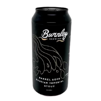 Burnley Brewing BA Russian Imperial Stout 9.8% Can 440mL